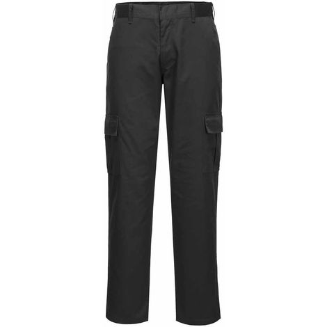 sUw - Workwear Slim Fit Combat Trouser