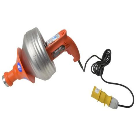 SV-F Super-Vee Power Drain Cleaners
