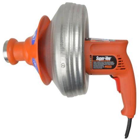 SV-F Super-Vee Power Drain Cleaners