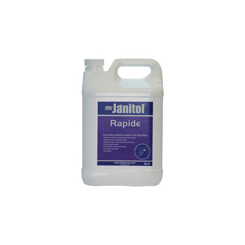 Image of ® JNR606 Rapide 5 Litre - Janitol