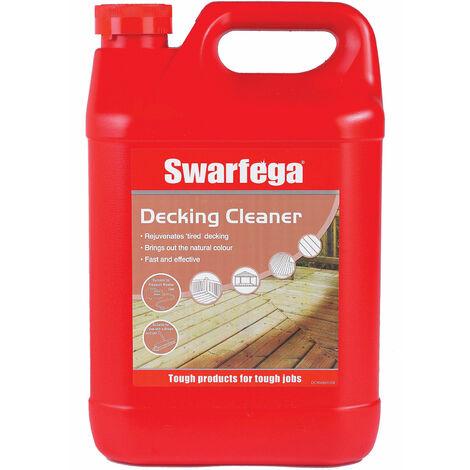 Swarfega SWDC5LB Decking Cleaner 5L