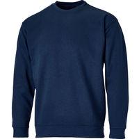 Sweat Shirt Dickies col rond Bleu Marine