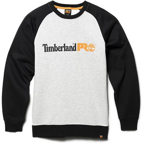 Sweat sport Honcho TIMBERLAND PRO - gris / noir / orange - taille S - TB0A23BA GRB S