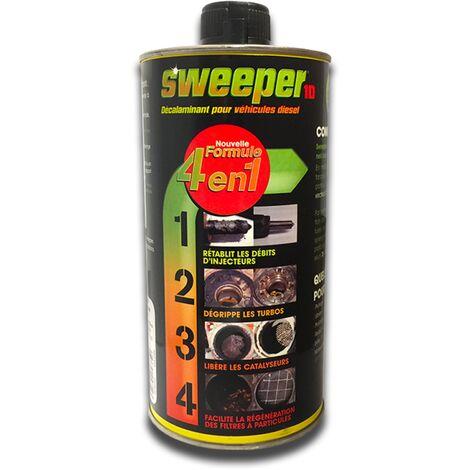 Sweeper décalaminant moteur Diesel