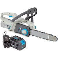 """Swift 40v Cordless Chainsaw 12"""" with Battery & Charger"""