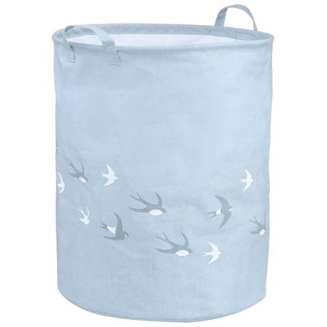 Swift Laundry Bag,Polyester/Cotton/Rayon,Blue