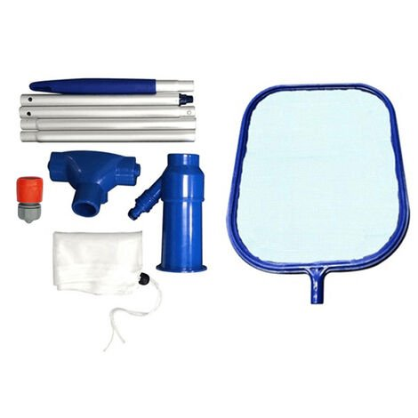 Swimming Pool Cleaning Set Cleaning Tools Maintenance Above Ground Skimmer Brush Vacuum Hose