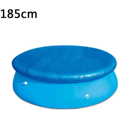 "main image of ""Swimming Pool Cover Round Paddling Sheet 185cm"""