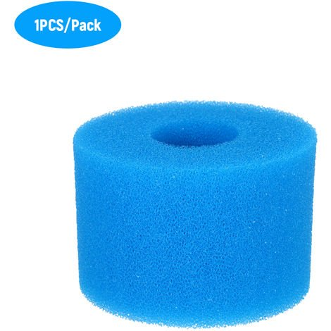 Swimming Pool Filter Cleaning Tool Reusable Washable Sponge Foam Filter Cartridge Replacement