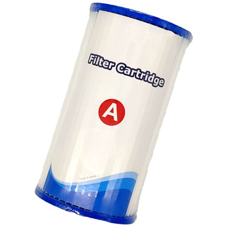 """main image of """"Swimming Pool Pump Filter Cartridge, Can Be Cleaned Repeatedly, Type A/C,model: 1 pcs"""""""