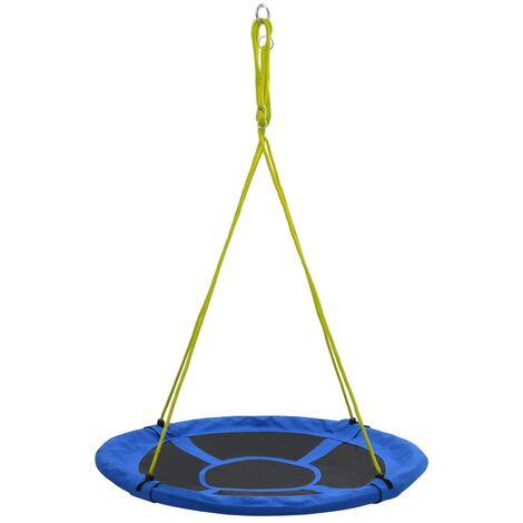 Swing 110 cm 150 kg Blue