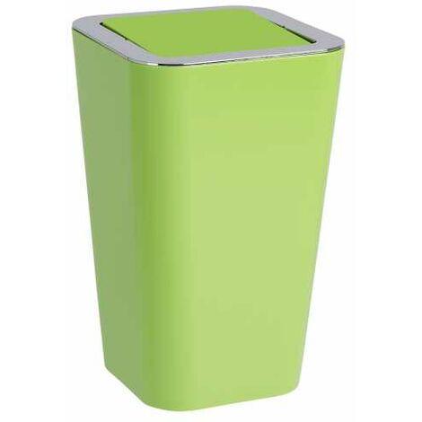 Swing cover bin Candy Green WENKO