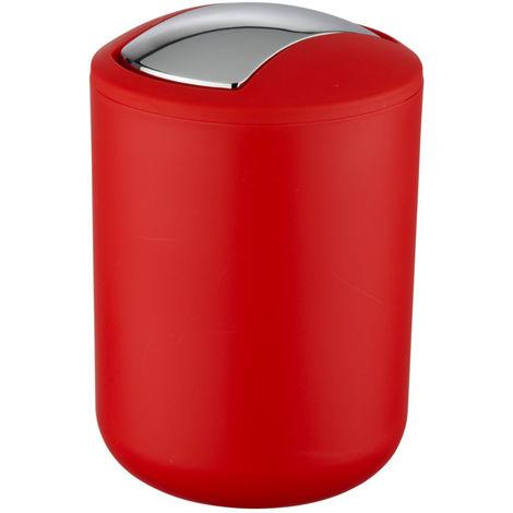 Swing Cover Bin Mod. Brasil,S,red WENKO