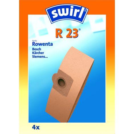 Swirl Staubsaugerbeutel R23 / R 23 für Rowenta Staubsauger Multicraft