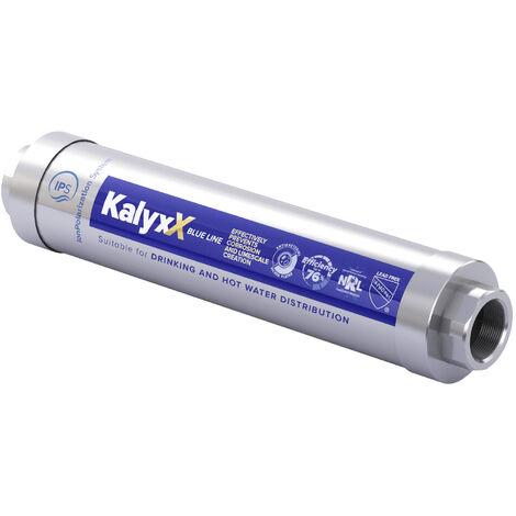 Swiss Aqua Technologies Réducteur de tartre IPS KalyxX BlueLine G 1/2 ' femelle (IPSKXBG12)
