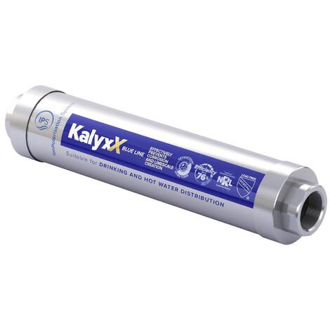 Swiss Aqua Technologies Réducteur de tartre IPS KalyxX BlueLine G 3/4 ' femelle (IPSKXBG34)