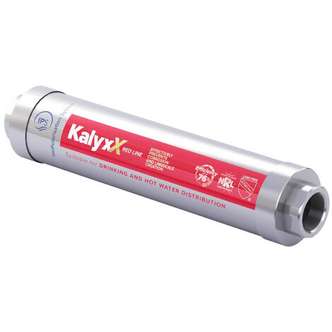 Swiss Aqua Technologies Réducteur de tartre IPS KalyxX RedLine G 3/4 ' femelle (IPSKXRG34)