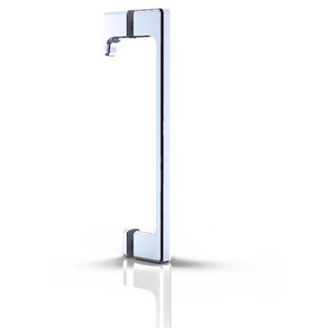 Swiss Aqua Technologies Tex Poignée pour porte de douche, Chrome (SIKOMADLO1)
