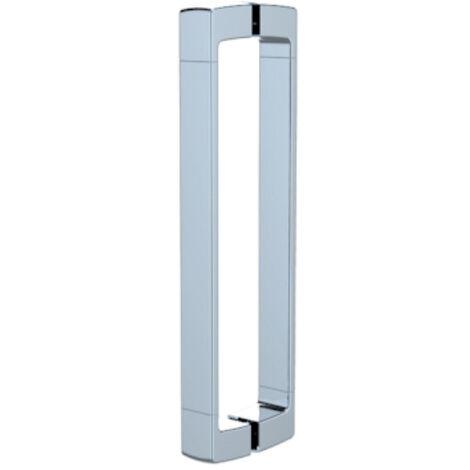 Swiss Aqua Technologies Tex Poignée pour porte de douche, Chrome (SIKOMADLO2)