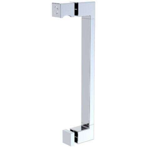 Swiss Aqua Technologies Tex Poignée pour porte de douche, Chrome (SIKOMADLO3)
