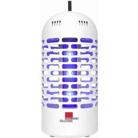 Swissinno Premium Mini 3W 1 243 001 Cattura insetti UV 3 W (L x L x A) 145 x 35 x 100 mm Bianco-Rosso 1 pz.