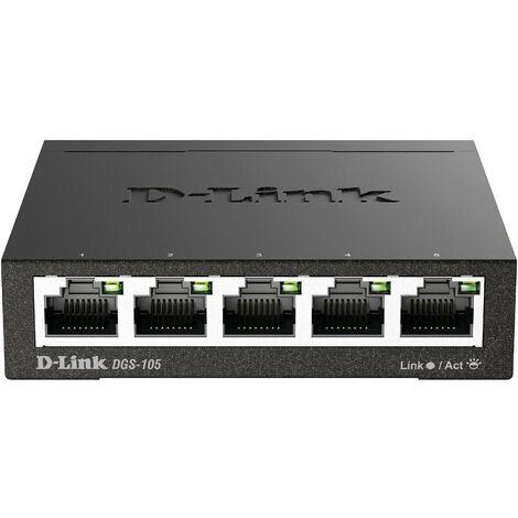 Switch réseau D-Link DGS-105 R68204