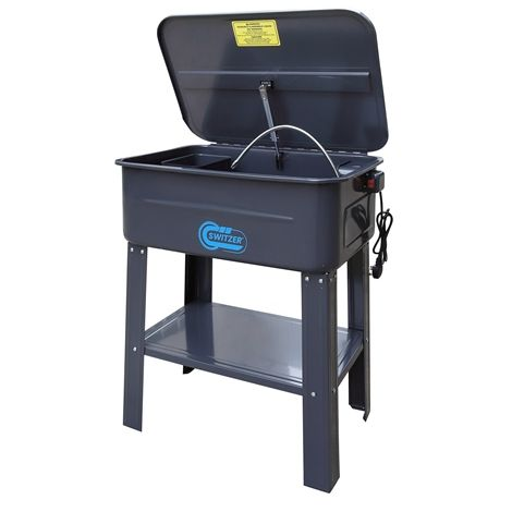 SwitZer 20 Gallon Parts Washer Degreaser Tank Cleaner Bench