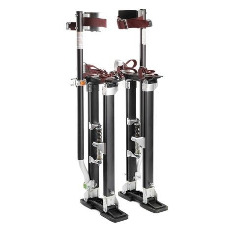 "SwitZer 24"" to 40"" Aluminium Painter Painting Drywall Stilts"