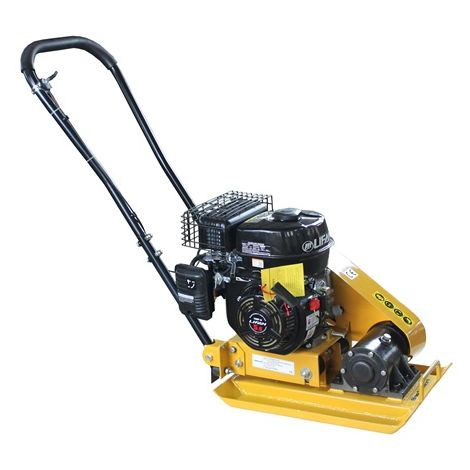 """main image of """"SwitZer 5.5hp Petrol Compactor Plate HS-60"""""""