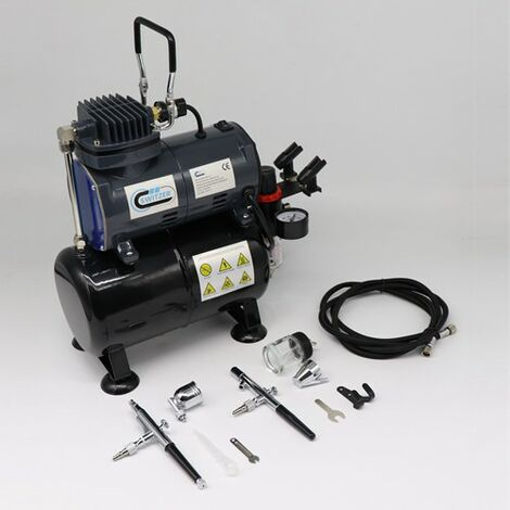 SwitZer AS186 Airbrush Compressor