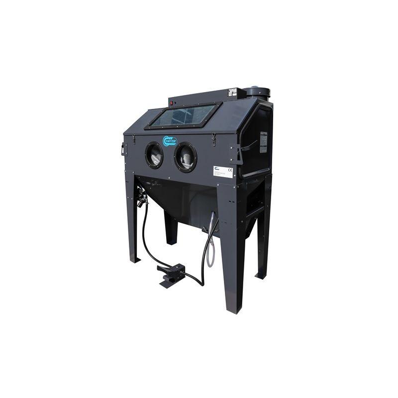 Image of KMS - SwitZer Industrial Sandblaster Blaster Sandblastering SBC420