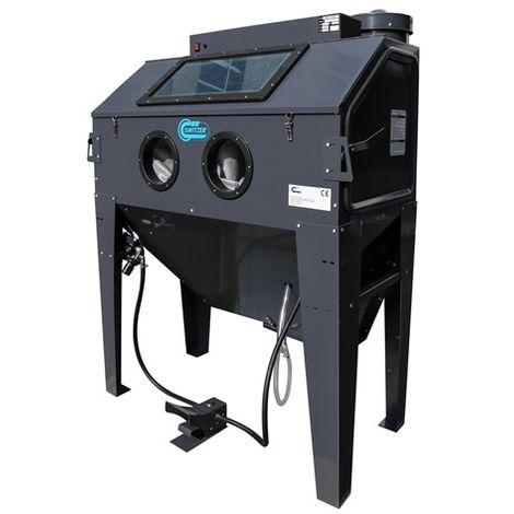 SwitZer Industrial Sandblaster Blaster Sandblastering SBC420