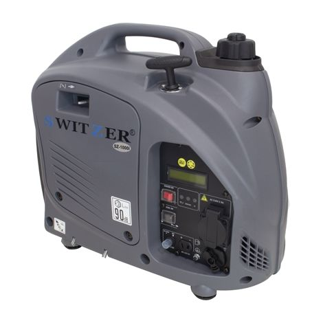 SwitZer Inverter Generator 1000I Grey