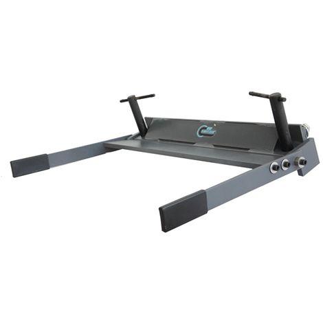 SwitZer Metal Folding Machine 630mm SZ-SFMM02 Grey