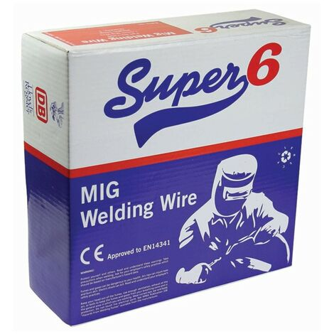 """main image of """"SWP SG2 MIG WIRE 0.8MM 15KG"""""""