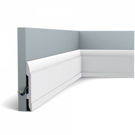 SX104F Flexible Skirting Board