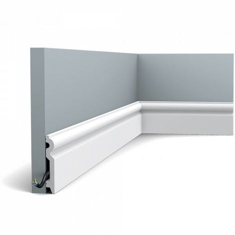 SX137F Flexible Skirting Board