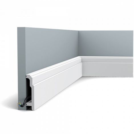 SX155F Flexible Skirting Moulding