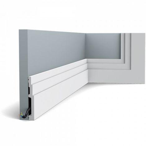 SX180 Contemoprary Skirting Board
