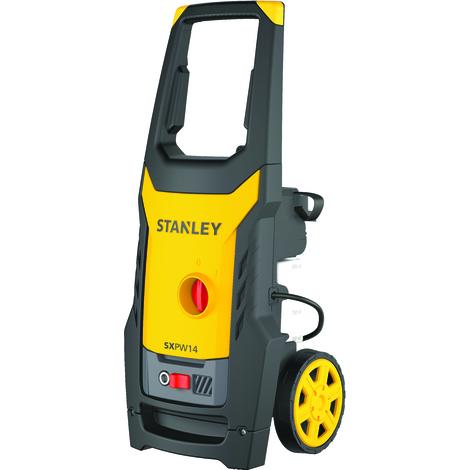 SXPW14PE-Hidrolimpiadora 1400W 110 bar motor universal con mini patio y cepillo fijo-Stanley