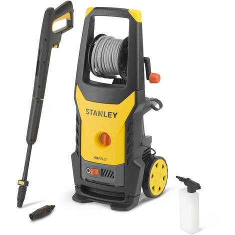 SXPW22PE-Hidrolimpiadora 2200W 150 bar motor universal con mini patio y cepillo fijo-Stanley