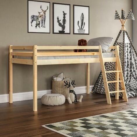 Sydney Bunk Bed, Pine