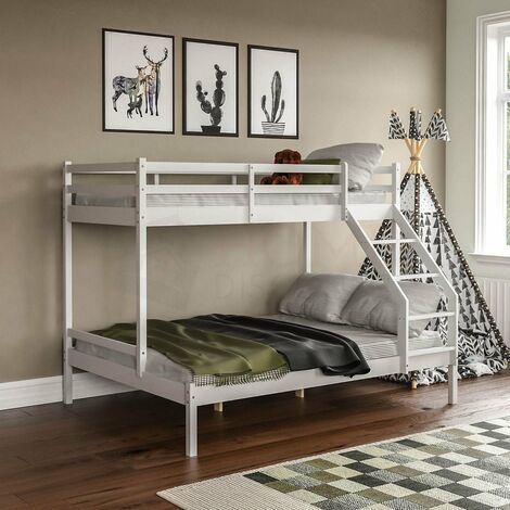 Sydney Triple Sleeper Bunk Bed, White