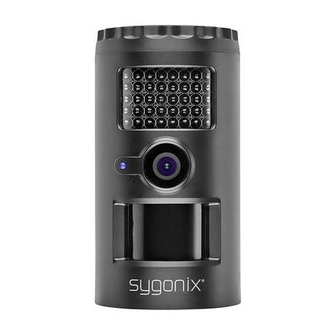 Sygonix 35469r1 Telecamera Di Sorveglianza Mimetizzata Nel