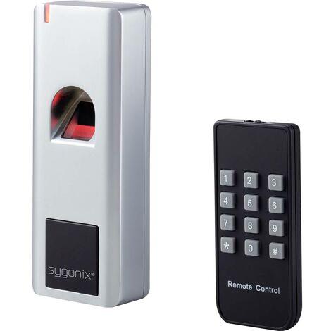 Sygonix Système daccès par badge RFID/ biométrique montage apparent (en saillie) 12 V/DC IP66
