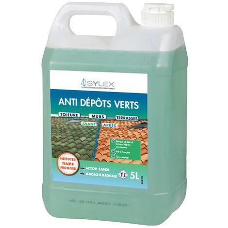 Sylex Nettoyant anti dépôts verts 5L