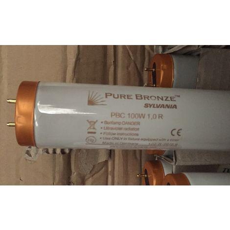 Sylvania 0001170 Tubo G13 Purebronze PBC 100W 1,0 R - baja presi