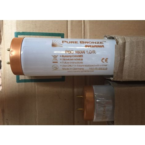 Sylvania 0001214 Tubo G13 Purebronze PBC 160w 1.0 R - baja presi