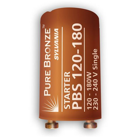 Sylvania 0024479 Starter PBS 120-180W PureBronze - solarium tube