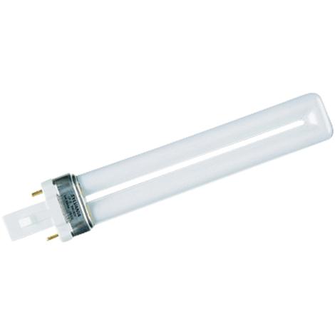 Sylvania Lámpara fluorescente estándar de 11 W, 900 lúmenes, tipo de vidrio difuso